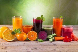 Estate: la stagione dei succhi di frutta e verdura!