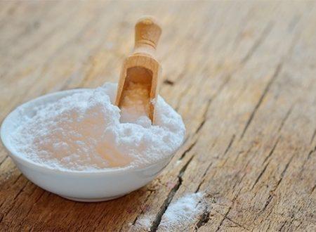 Bicarbonato di sodio:benefici e usi