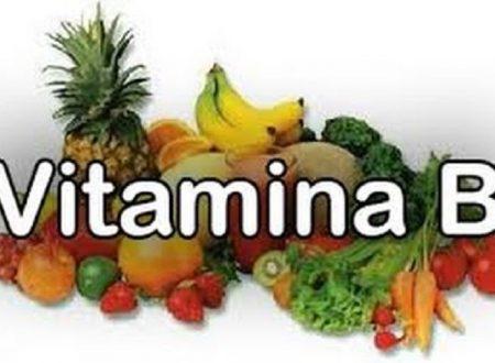 I benefici della vitamina B